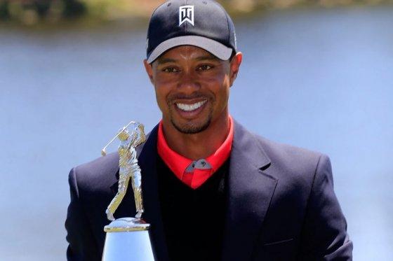 Tiger Woods, nuevamente el mejor golfista del mundo