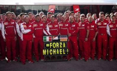 Schumacher cumple un mes en coma y el pesimismo gana terreno  Leer más:  Schumacher cumple un mes en coma y el pesimismo gana terreno