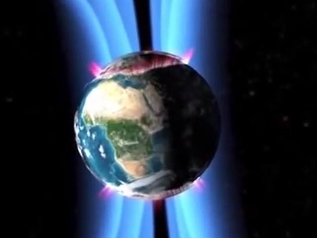 El profesor inglés Forsyth dijo que en los últimos 200 años el campo magnético que protege a la Tierra se ha reducido en un 15 %. Esto podría convertir a la Tierra en un desierto como Marte.