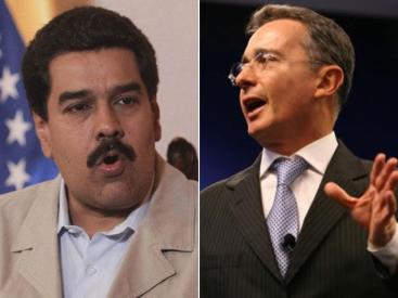 El exjefe de Estado colombiano encendió la red social el sábado, cuando criticó a Maduro por tildar a la oposición como ´herederos de Hitler´.