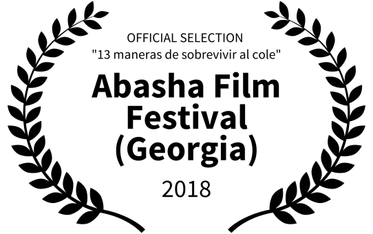 "Selección oficial en ""Abasha Film Festival"""