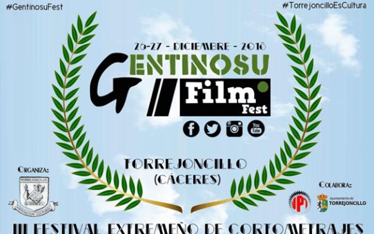 Finalistas en el III Gentinosu Film Festival