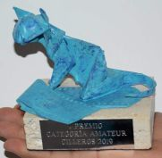 Premio de los ganadores