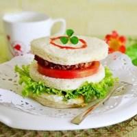 Cách làm Bánh sandwich bò