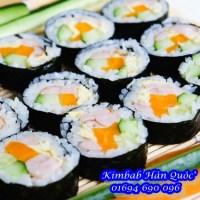 Kimbap Hàn Quốc – Ăn một lần nhớ mãi – Shop online Kimbap Hà Nội