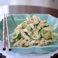 Cách làm Salad Gà Dưa Chuột