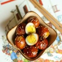 Cách làm Trứng Cút kho tương và Trứng Cút hấp Thịt