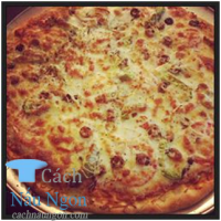 Cách làm bánh Pizza theo phong cách New York