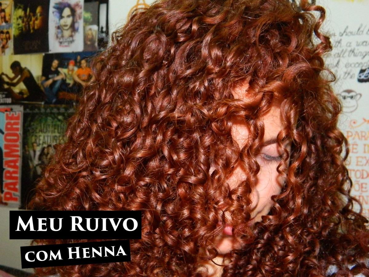 Tudo Sobre o Ruivo Que Não Desbota, Sem Descolorir - Henna!