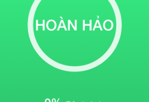 Kiểm tra Pin iPhone bằng battery life