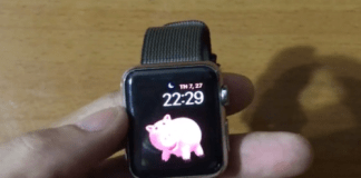 test khi mua apple watch cũ