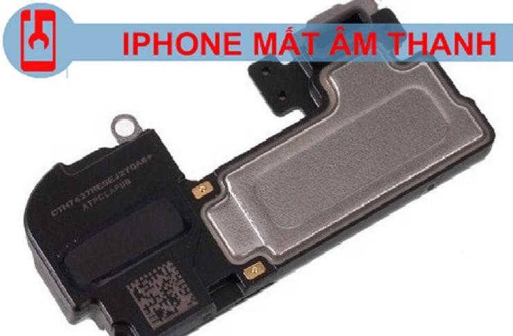 Iphone Mát âm Thanh