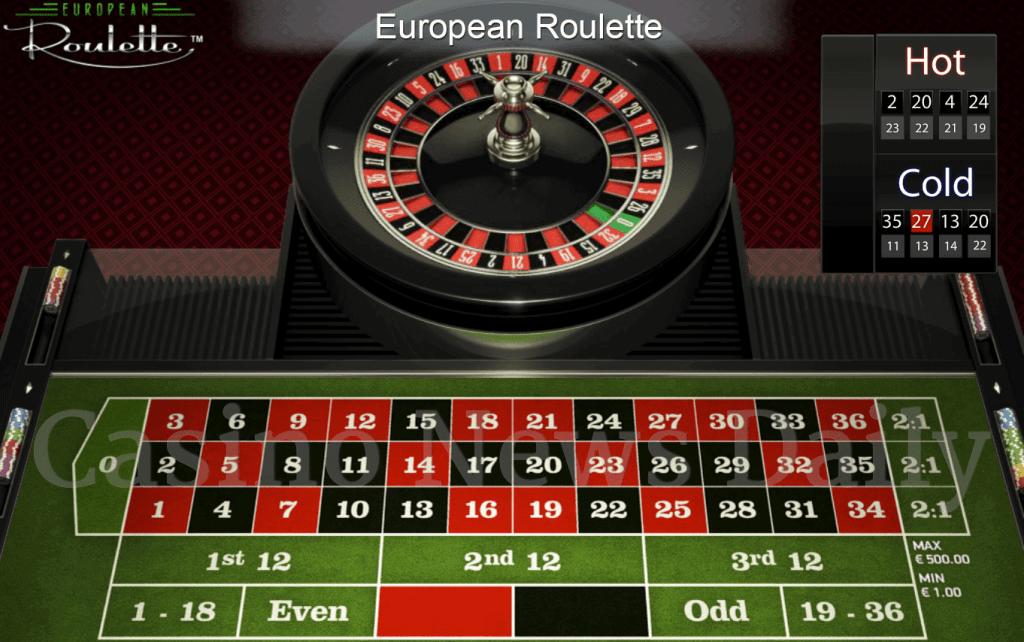 european roulette m88