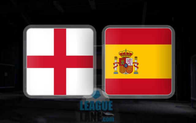 Anh vs Tây Ban Nha