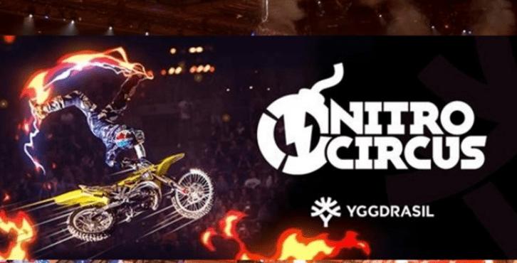 Yggdrasil Gaming công bố trò chơi đầu tiên được mang thương hiệu, Nitro Circus