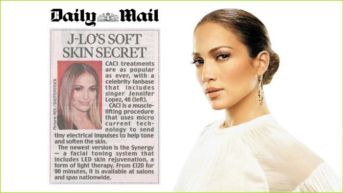 Jennifer Lopez - Daily Mail