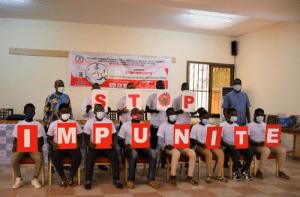 Lutte contre l'impunité au Togo