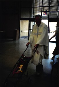 Father Thomas on 40th anniversary of ordination