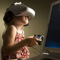 Trendy Techz Can Kids use VR? Is VR good for their mental health?