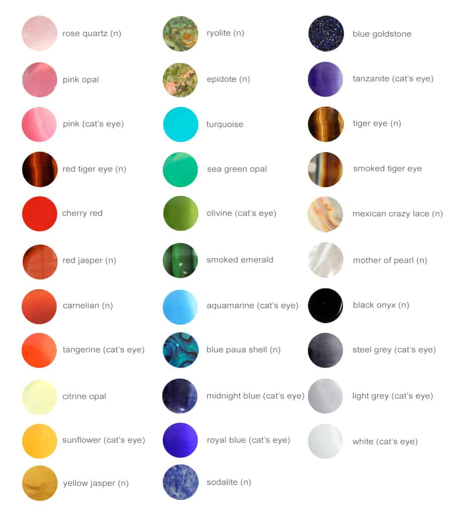 Bead Colors And Their Meanings