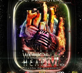 Heart Of Warriors Vol1 Frontal OFICCIAL 1