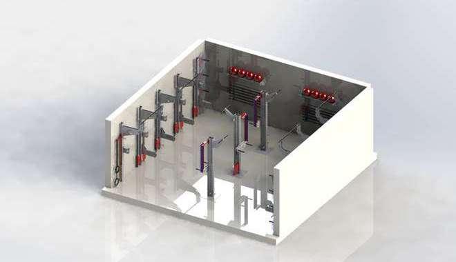 Gym layout 2