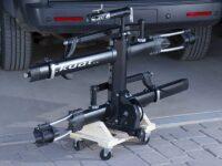 kuat nv 2 0 bike rack roller