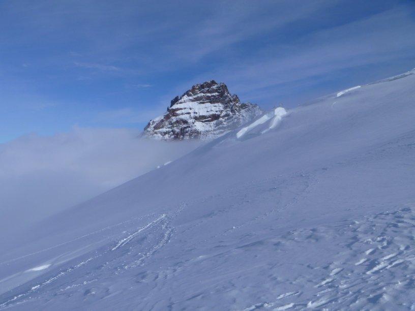 Mini Peak on Rainier