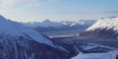 Turnagain Arm from Ayleska