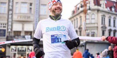 Radek Brunner Running