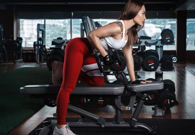 Najlepsze legginsy na siłownię