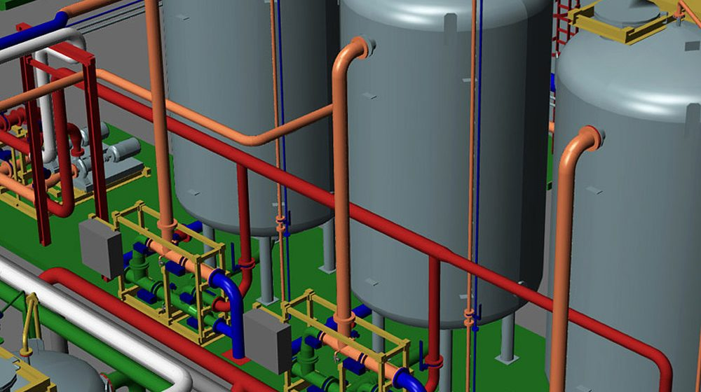 3D Plant Engineering Software