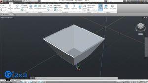 Como Redondear las Orillas de Tus Objetos 3D