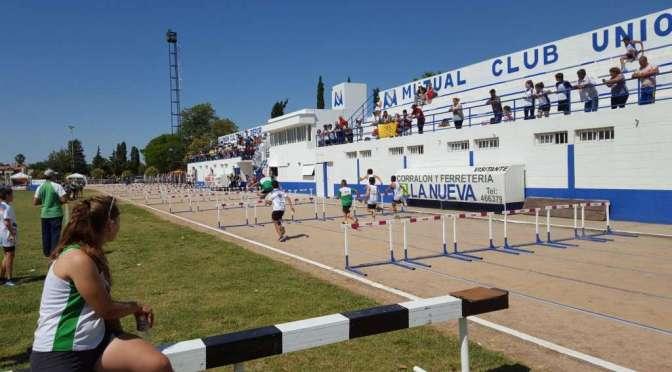 Nacional U-16 en el CENARD