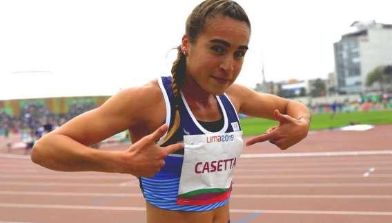 Los hitos que Belén Casetta selló en Londres