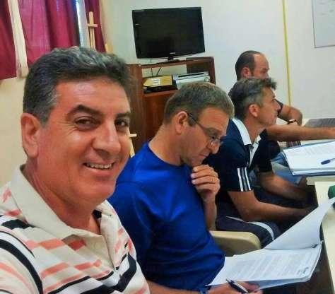 Reunión de la Confederación Argentina de Atletismo