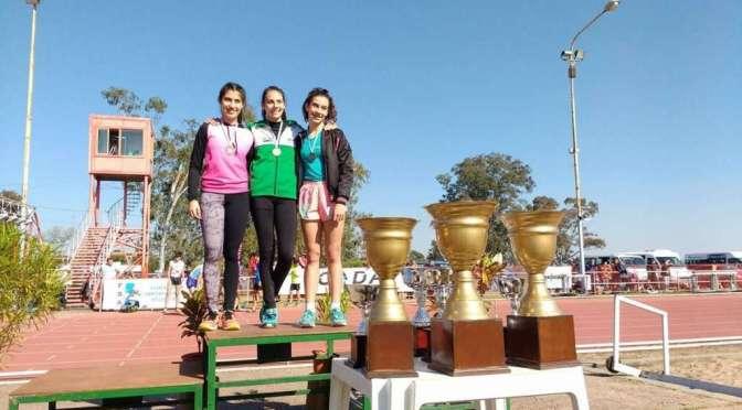 San Guillermo, Velocidad y Resistencia y Concepción del Uruguay en el podio por equipos.