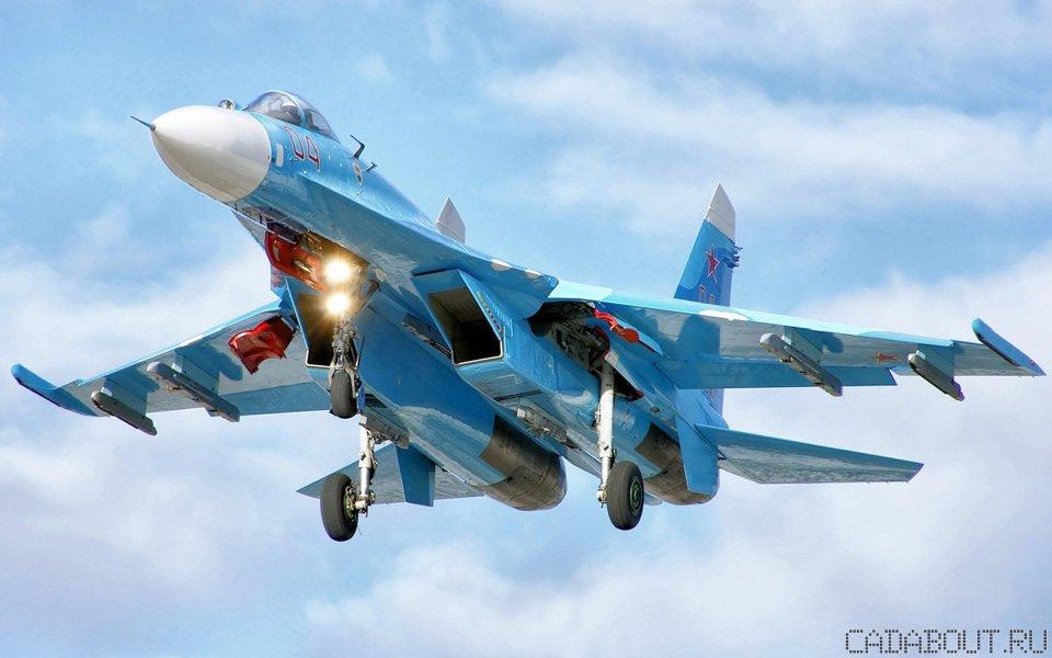 Siemens NX Jet Hints SU-27 Flanker