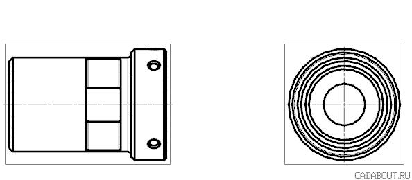 Siemens NX Dimensioning Base Views