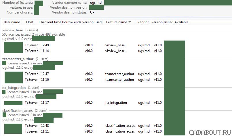flexnet license tool viewer