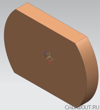 Siemens NX Blank Geometry for the NX CAM