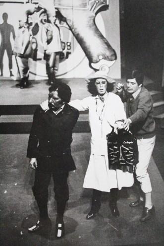Gilberto Pérez-Gallardo y Selma Beraud