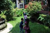 Curso de verano CADAC 2012, Jardín Rosario Castellanos