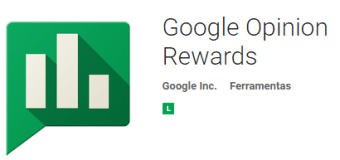 Veja Como Usar e Instalar o APP Google Opinion Rewards