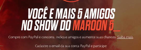 paypal promoção