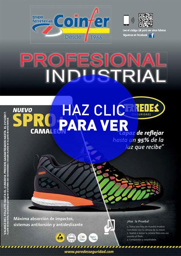 ofertas industriales para profesionales
