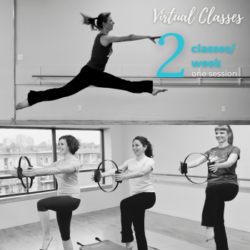 2 virtual classes per week