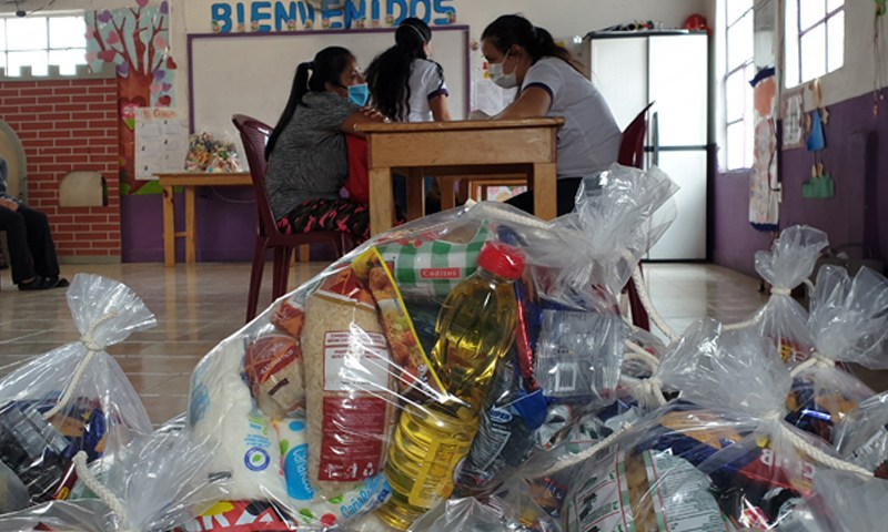 Guatemala Emergency Food Distribution!