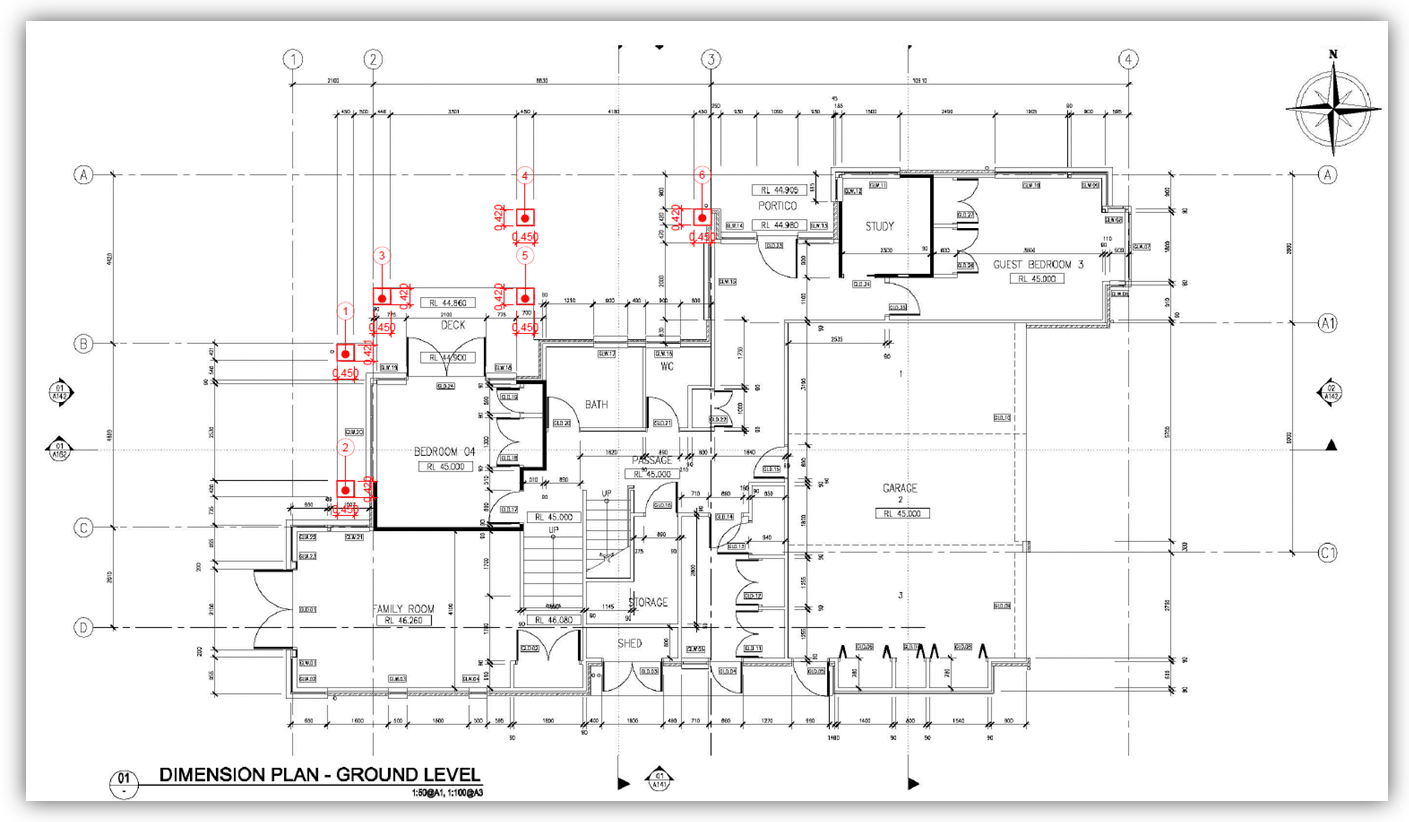 Cad 3d Amp Bim Drafting Outsourcing Services Quantities