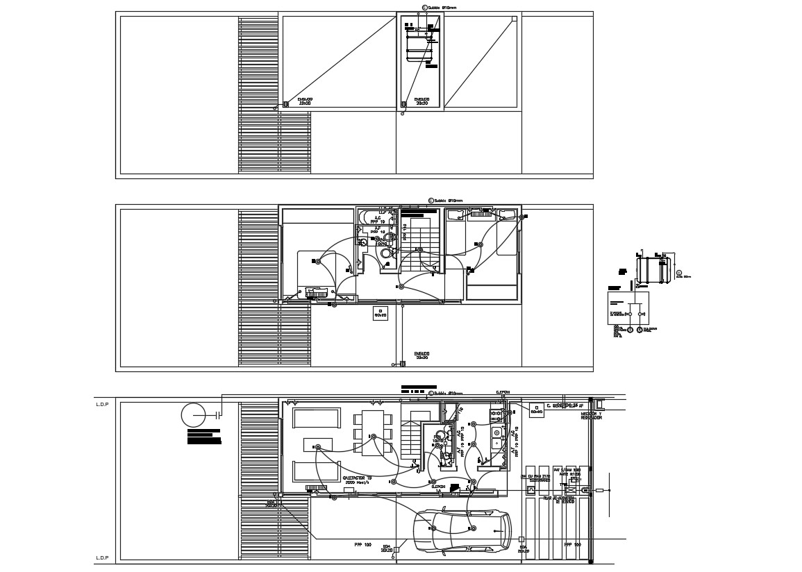 House Wiring Drawing
